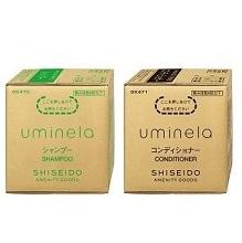 資生堂(SHIDEIDO) ウミネラ シャンプーNA10L+コンディショナーNA10L 入数:各1箱