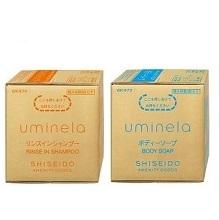 資生堂(SHISEIDO) ウミネラ リンスインシャンプーNA10L+ボディーソープNA10L 入数:各1箱