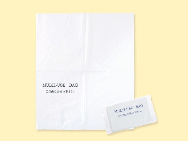 MULTI-USE BAG 入数:2000 単価:6.5円