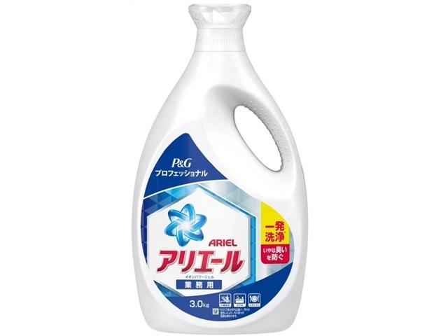 P&G アリエール イオンパワージェル業務用3.0kg 入数:4 単価:1400円