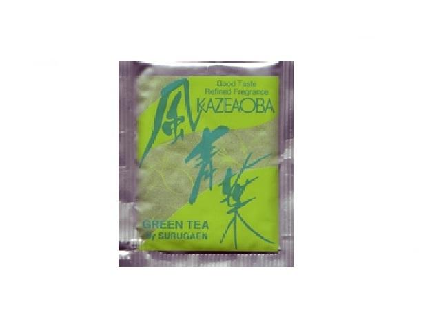 (有)駿河園(Surugaen) IMA 煎茶ティーバク2gアルミタイプ 入数:1000 単価:7円