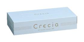 クレシア(Crecia) クレシアEFティッシューレギュラー100W 入数:60 単価:110円