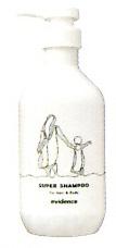 CAC化粧品 エヴィデンス スーパーヘアー&ボディシャンプー ボトル500ml
