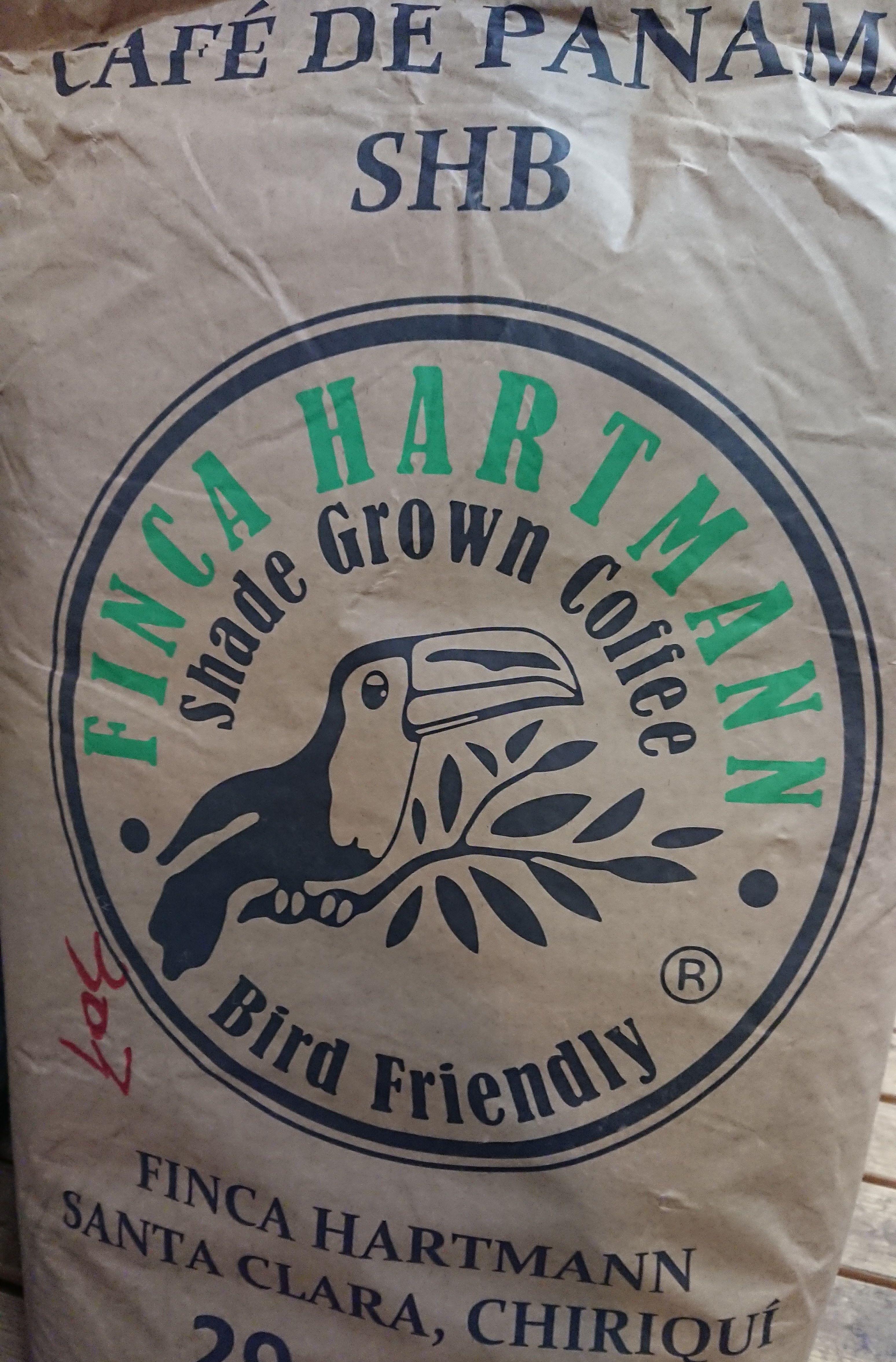 パナマ ハートマン農園 ハニー 200g