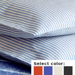 リネンミー LinenMe リネン枕カバー JAZZ / ジャズ 【63X43cm】リトアニア製