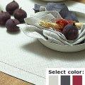 リネンミー LinenMe リネン テーブルランナー ダマスク織り ローム 50 x 150