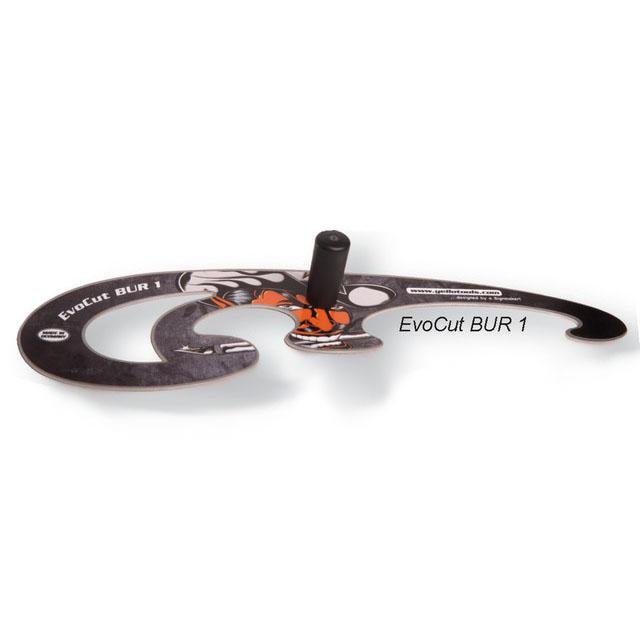 YELLOTOOLS(イエローツールズ)  Evo Cut Bur1『エボカットBur1』