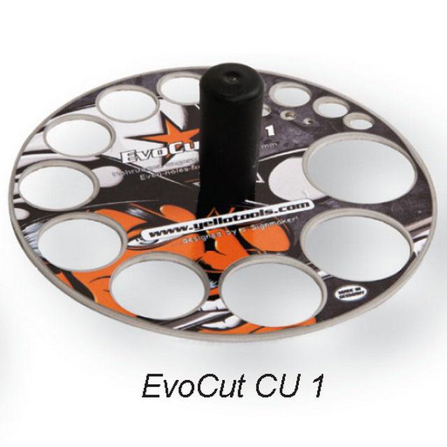 YELLOTOOLS(イエローツールズ)  Evo Cut CU1『エボカットCU1』