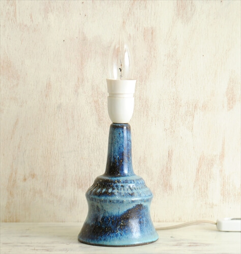 デンマーク製 SOHOLM レアシリーズ 陶器 デスクランプ スーホルム 北欧 照明 ライト ヴィンテージ アンティーク