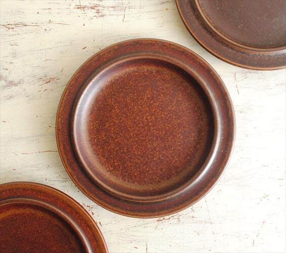 ARABIA アラビア ルスカ 16cm プレート お皿 Ruska 北欧食器 フィンランド 陶器 北欧 ヴィンテージ アンティーク