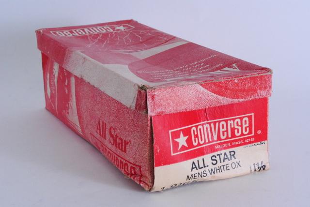 コンバース チャックテイラー オールスター ブラック デッドストック US13.5 / 31.5cm