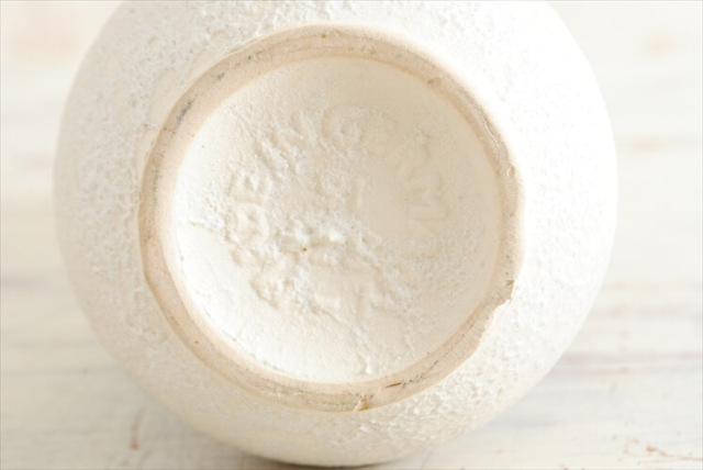 西ドイツ製 ヴィンテージ Fohr KERAMIK 陶器の花瓶 花器 一輪挿し ミッドセンチュリー期 フラワーベース アンティーク