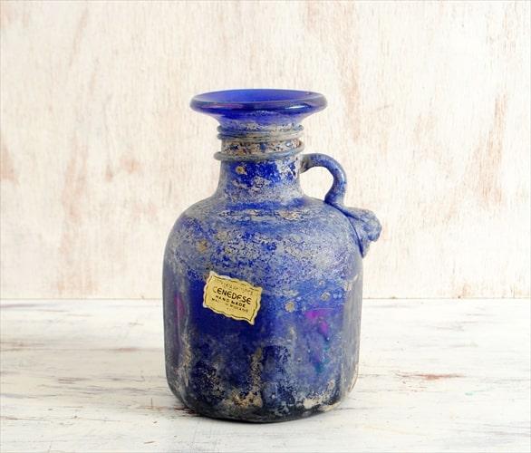 イタリア製 CENEDESE MURANO ハンドメイド ガラス 花瓶 花器 セネデーゼ ムラーノグラス 一輪挿し
