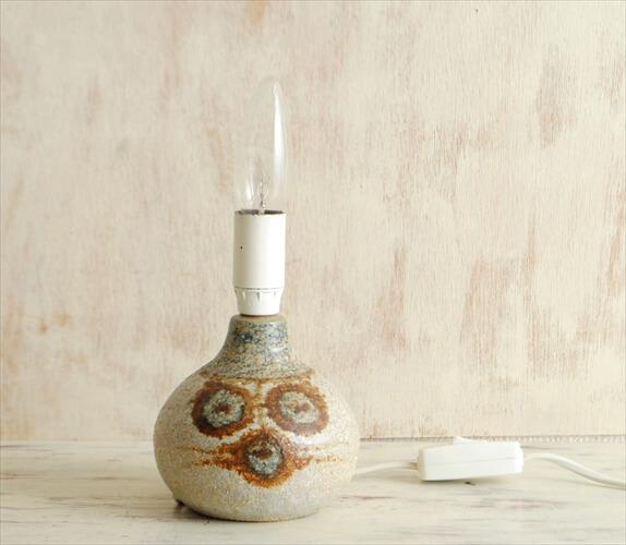 デンマーク製 SOHOLM 陶器 デスクランプ Cactus