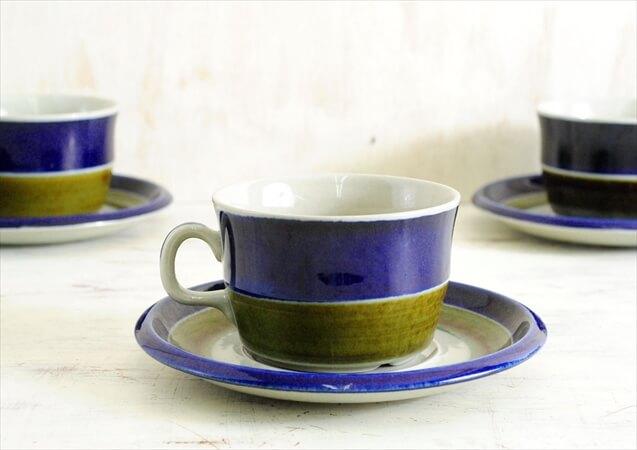Rorstrand ロールストランド Elisabeth コーヒーカップ&ソーサー エリザベス 北欧 ヴィンテージ アンティーク