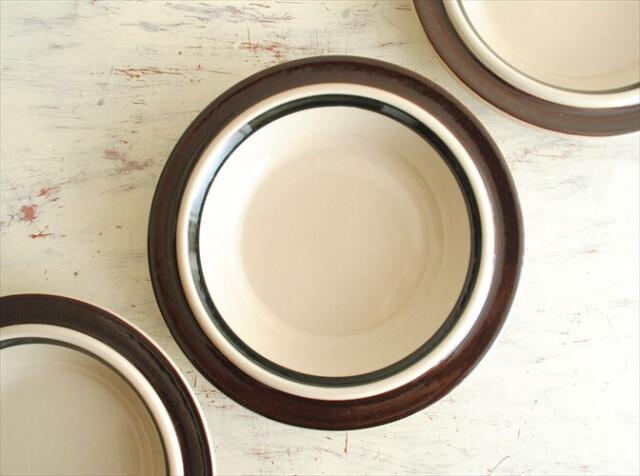 ARABIA アラビア Ruija 19.5cm プレート ルイージャ お皿 ブルー 北欧食器 フィンランド 北欧 ヴィンテージ アンティーク