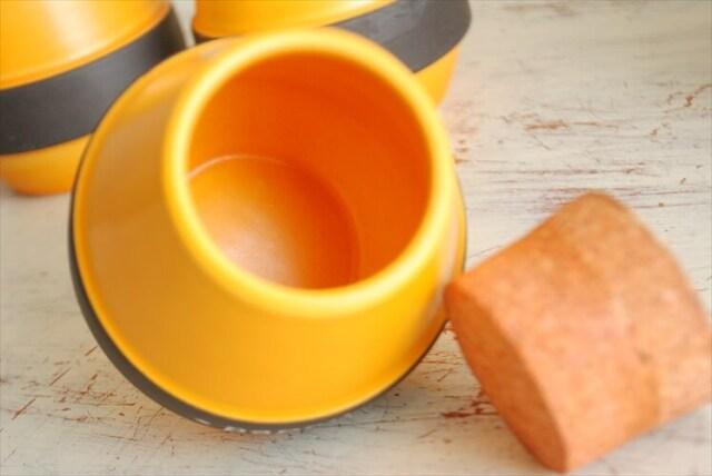 デンマーク製 Soholm スパイスポット 1点から カルダモン ペッパー容器 キャニスター スーホルム 北欧食器 磁器 アンティーク