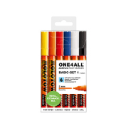 MOLOTOW ONE4ALL 127HS  ベーシックキット1 Pump Marker6本セット
