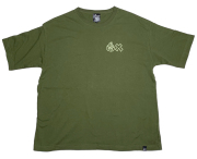 ARTSIDE ROGUEデザイン ''NEVER STAY HOME'' リラックスシルエット Tシャツ 3色展開