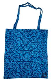 1UP  トートバッグ blue