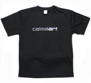 calmaart ロゴ ドライ 速乾Tシャツ 3色展開