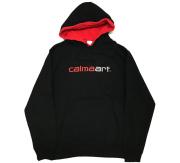 calmaart ロゴ Hoodパーカー 2色展開