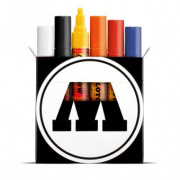 MOLOTOW ONE4ALL 227HS S tryout kit 01 Marker