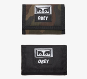 OBEY DROP OUT ウォレット 2色展開