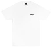 ONLY NY ''LOGO'' リラックスフィット Tシャツ ホワイト