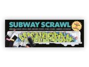 SUBWAY SCRAWL Sketch Book :トレイン スケッチブック