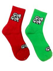 GKQ  Socks 2色展開