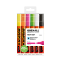 MOLOTOW ONE4ALL 227HS  ネオンキット Pump Marker6本セット