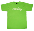 UPG ALL DAY Tシャツ