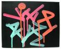 VERYONE 直筆キャンバス サイズ(17.5cm×22cm)