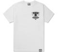 """101apparel  """"DIGGIN SOCIETY"""" ダウンロードカード付き Teeシャツ ホワイト"""