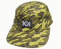 ●50%OFF●  101apparel  SOUND SYSTEM 5パネル CAP YELLOW