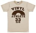 """101apparel  """"VINYL ATHLETE"""" ダウンロードカード付き Teeシャツ"""