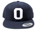 ONLY13  ''O'' スナップバックCAP ネイビー