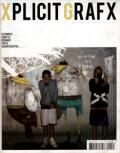 XPLICIT GRAFX マガジン #1 【メール便可】