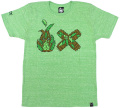 ART SIDE ×BIGFOOT ''ロゴ'' ブレンドTシャツ 4色展開