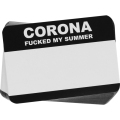CORONA Fucked My Summer ステッカー 50枚セット 【メール便可】