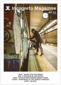 Incognito マガジン #22 【メール便可】