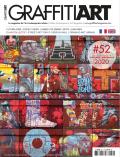 Graffiti Art マガジン #52 【メール便可】