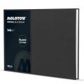 MOLOTOWオフィシャル BlackBook A4 (29.7×21cm)144ページ
