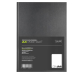 MONTANA オフィシャル Classic BlackBook A4 縦 (30.2 x 21.5cm) 144ページ