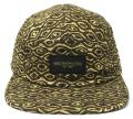 【SALE】 OBEY ''TRIPPY'' 5パネル CAP ブラウン