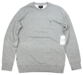 "50%OFF ''セール'' OBEY ""Eighty Nine Icon"" クルースウェット ヘザーグレー"