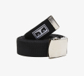 OBEY  Big Boy Web Belt ブラック
