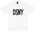 ONLY NY ''DSNY'' Tシャツ ホワイト