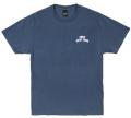 ONLY NY ''Varsity Logo'' Tシャツ ヴィンテージブルー